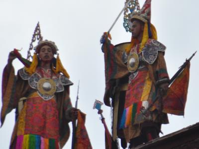 Stok -Matho Famous Oracle Mask Dance # 2