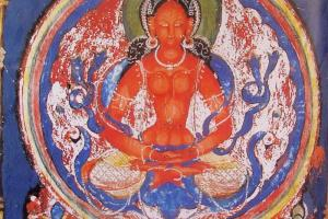 Amitabha bhuddha Famil manifestation