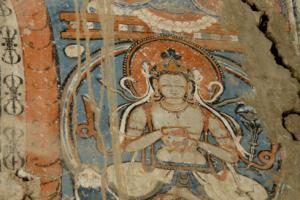 Bhuddhi sattva Teaching mudra