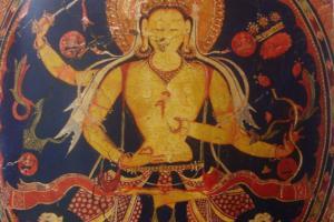 four armd Manjushri