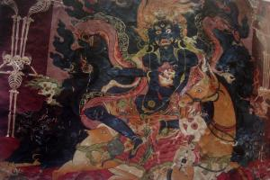 Goddess Shridavi