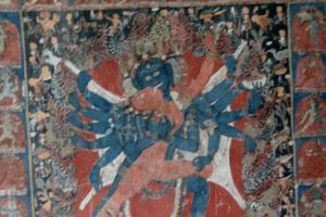 Chakra Samvara mandala