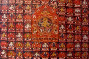 Manjushri- Mandala