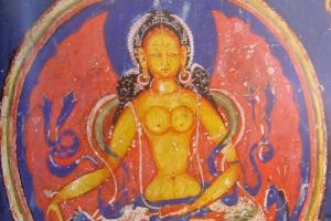 Ratnavajrini Bhuddha famil  manifestation