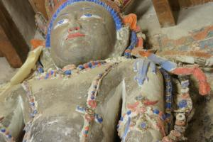 Matreya Bhuddha  Mangu