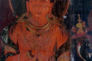 Standing Bhuddhi sattva