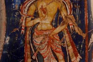 Standing Bhuddisattva