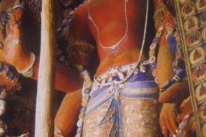 Stanging Maitreya- buddha