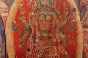 Stanging Shyama-Tara