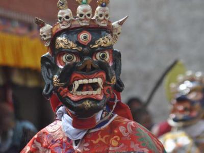 Leh -Liker Monastic Festival # 1