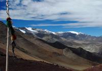Kanglachan peak 6128m (Stok Kangri) - 1