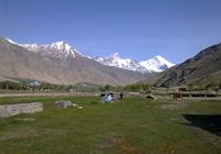 Markha Valley Trek and Climbing Kangyatse 6428m