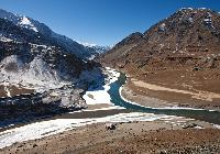 Ladakh Winter Festival and  village Tour , Trek